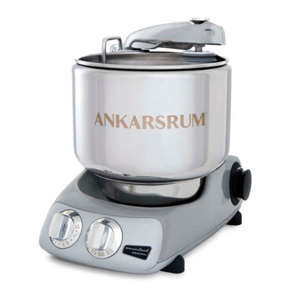 Ankarsrum 6230 con attrezzatura di base - Jubilee Silver