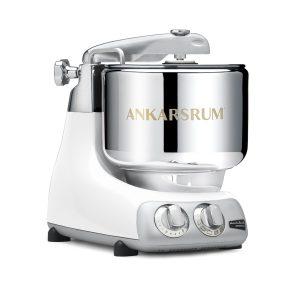 Ankarsrum 6230 con attrezzatura di base - Glossy White