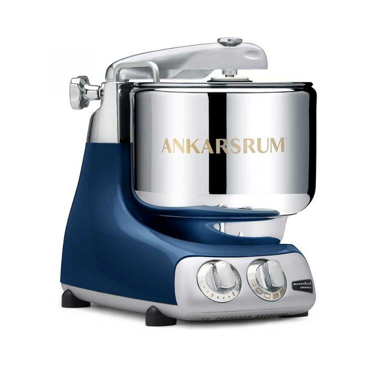 Ankarsrum 6230 con dotazione di base + pacchetto DeLuxe Ocean Blue