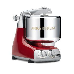 Ankarsrum 6230 con attrezzatura di base - Rosso