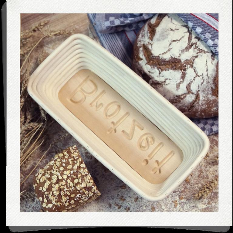Forma di pane Brotzeit - 1 kg oblungo