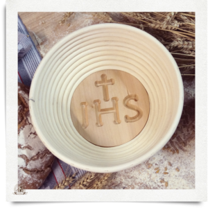 Stampo per pane IHS - 1 kg circa 22 cm
