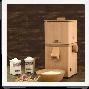 Mulino per cereali di Salisburgo MAX SPECIAL senza plastica*