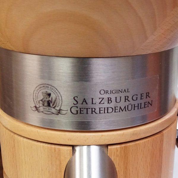 Il Mulino per cereali di Salisburgo MT 5 in faggio senza plastica *