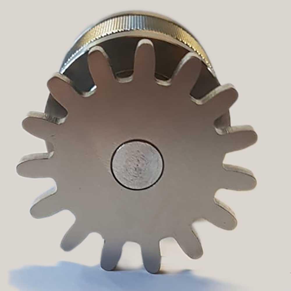 Fioccatrice di Salisburgo con trasmissione a ingranaggi - ruota dentata